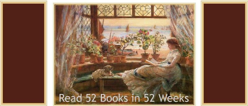 RAQ: What is the 52 Books in 52 Weeks challenge??
