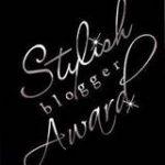 Stylish Blogger Award – wooohoo! :)