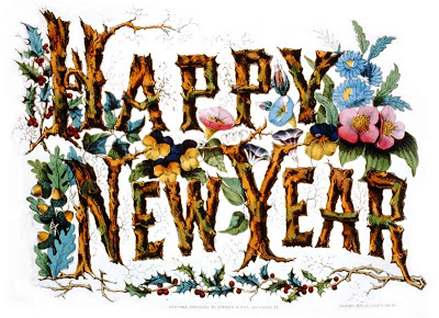 Happy New Year – 2011 Is HERE!