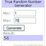 WINNER of the Tropical Traditions giveaway!