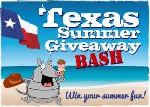 RAQ: What Is the Texas Summer Giveaway Bash You've Been Talking About??