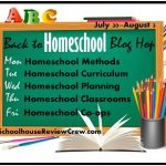 Our Homeschool Curriculum for 2012-2013 (Back to Homeschool Blog Hop)