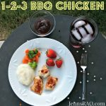 1-2-3 BBQ Chicken #Recipe – Easy and Healthy!