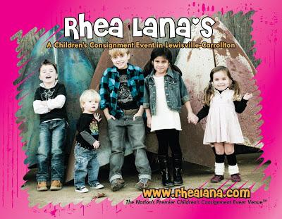 Rhea Lana's Carrollton-Lewisville April 14th-20th at Vista Ridge Mall