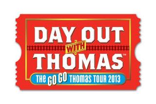 #dayoutwiththomas Is Coming! @visitgrapevine #dowt @TrueBlueEngine
