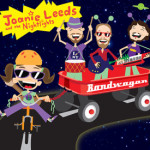 "Joanie Leeds and the Nightlights New CD ""Bandwagon"""