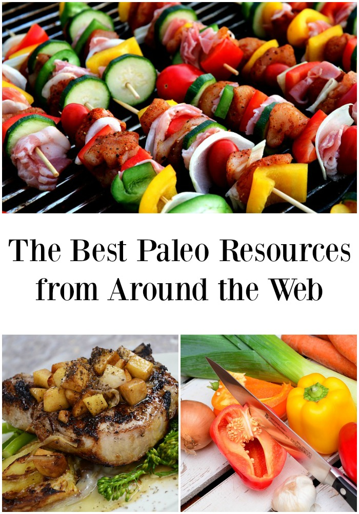 The Best Paleo Resources from Around the Web - JennsRAQ.com