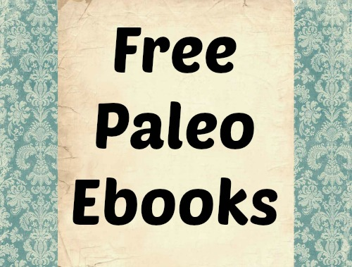 13 Free #Paleo Books on Amazon TODAY!