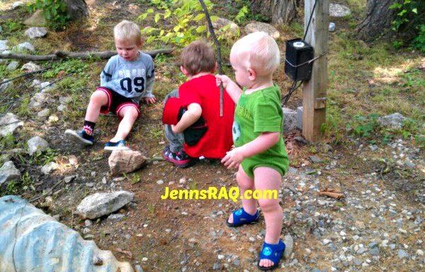 Wordless Wednesday – Family Fun Days