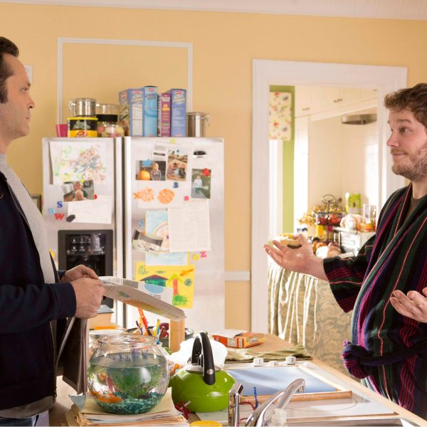 """Delivery Man"" Sneak Peek with Vince Vaughn #DeliveryManMovie"