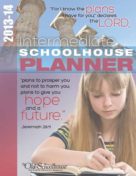 intermediate schoolhouse planner