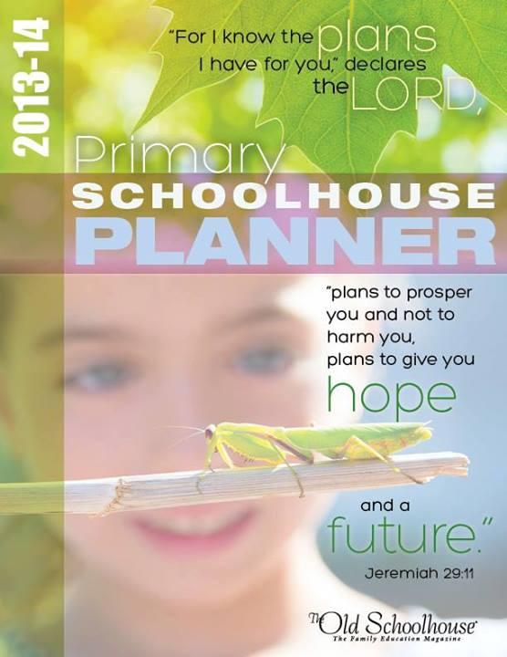 primary schoolhouse planner