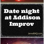 Date night at Addison Improv #dallas @AddisonImprov