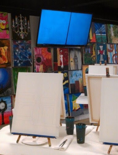 Painting With A Twist - Grapevine Texas