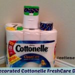 Our Clean Routine for Messy Kids with Cottonelle