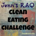 Clean Eating Challenge Coming September 1st!