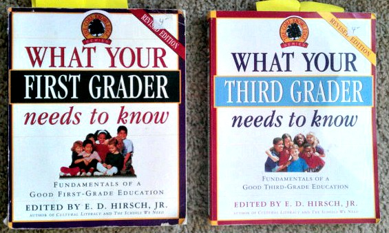 What Your Grader Needs To Know Books