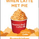 Seattle's Best Pumpkin Pie Latte + #giveaway #Dallas #FortWorth