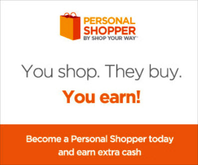 Personal Shopper by Shop Your Way #PersonalShopper #ad