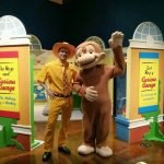 Curious George comes to Fort Worth!