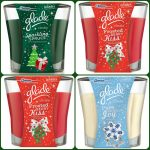 Happy Holidays with Glade and Ziploc at Kmart