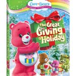 Care Bears: The Great Giving Holiday #Giveaway
