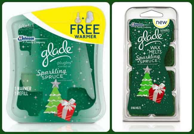 Glade Scented Oil and Wax Melts - Holiday Collection