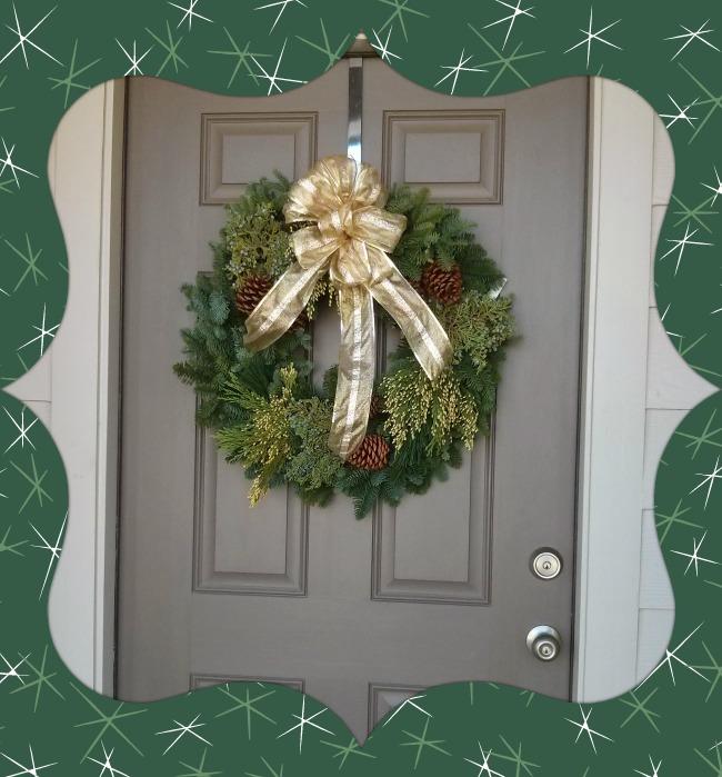 santas favorite christmas forest wreath