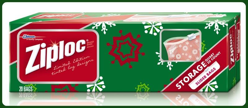 ziploc holiday storage bags