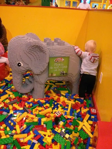 Celebrate the Holidays at Legoland Discovery Center Grapevine- Real ...