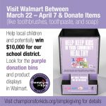 SIMPLE Giving to Benefit Kids in YOUR Community