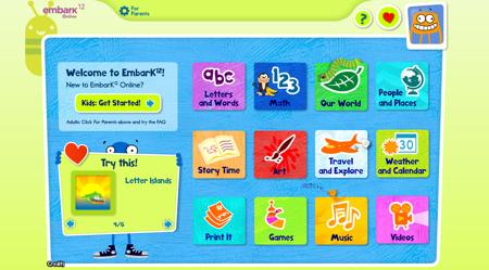 Interactive Preschool Program from the Creators of K12