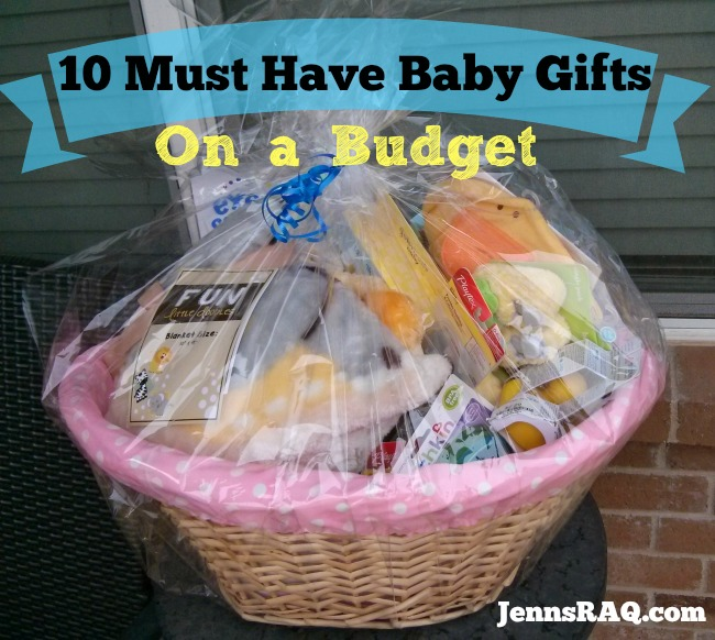Baby Gift Must Haves : Must have baby gifts on a budget jenn s raq