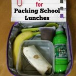 Packing School Lunches: 70 Easy Ideas