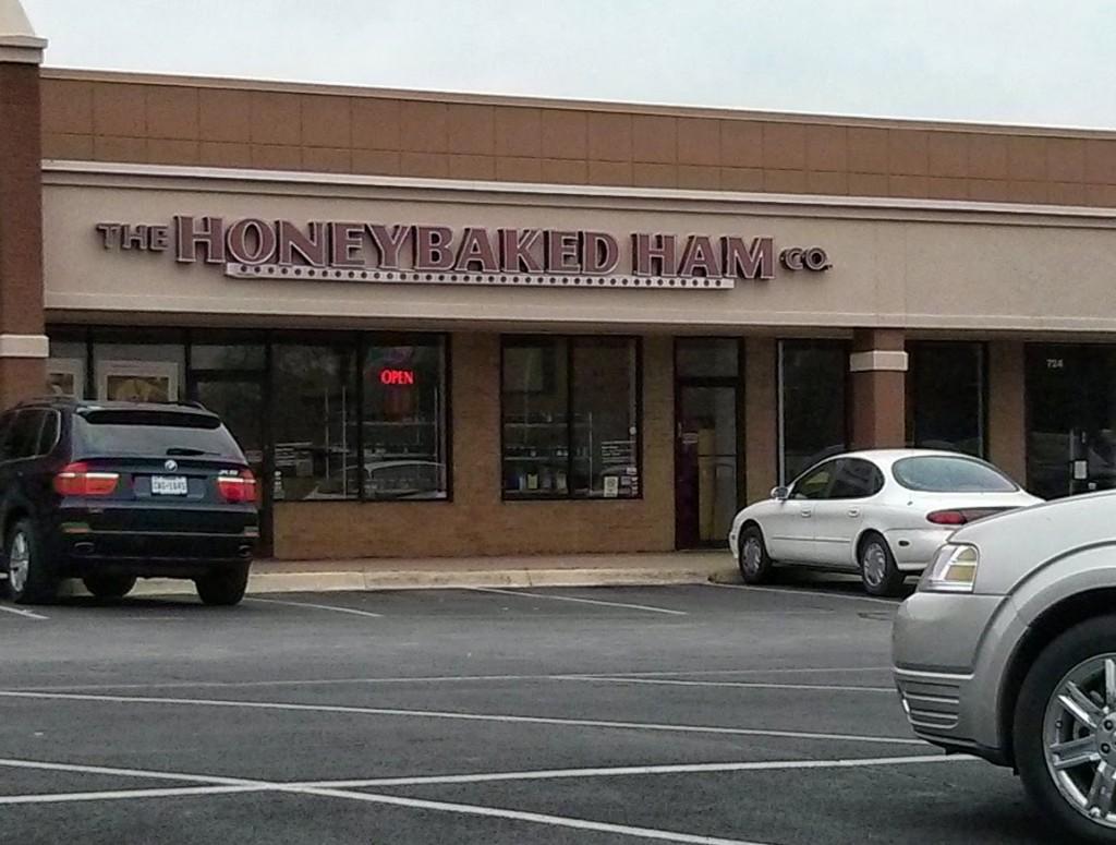 HoneyBaked Ham Hurst Texas #HoneybakedEaster