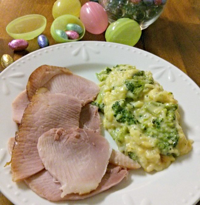 HoneyBaked Ham Makes Easter a BREEZE (and a #giveaway )