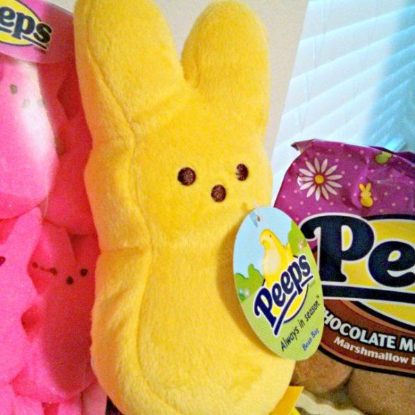 Cute Easter Idea for Kids! #EasterPEEPS
