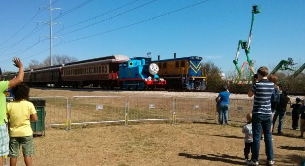 Day Out With Thomas – Grapevine Texas #Dowt