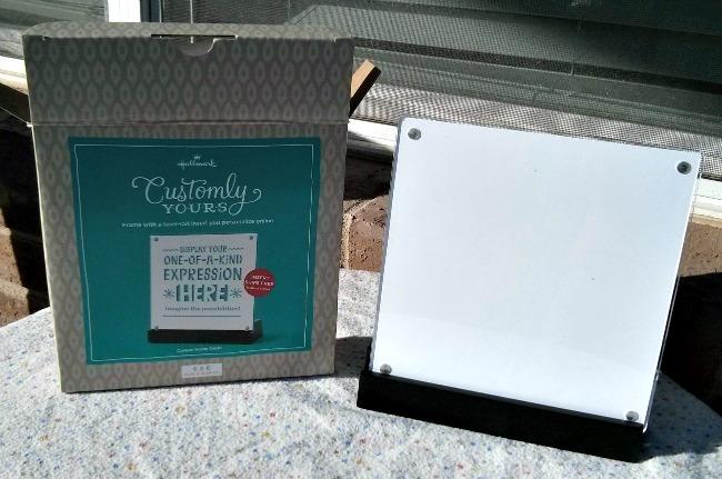 Customly Yours Gift Hallmark