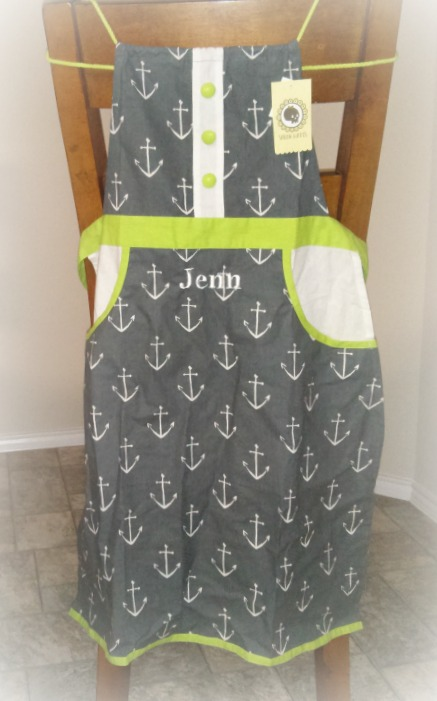 HMK Personalized Apron