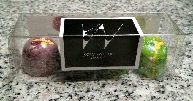 Kate Weiser Chocolate From HMK