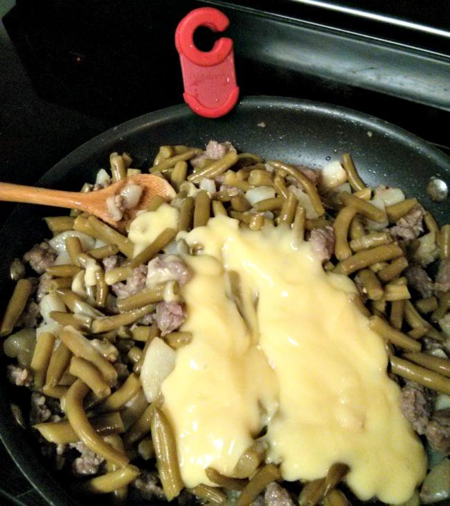 Brats, Greens, and Potatoes One Pot Dish Recipe - Add Soup Good Cook