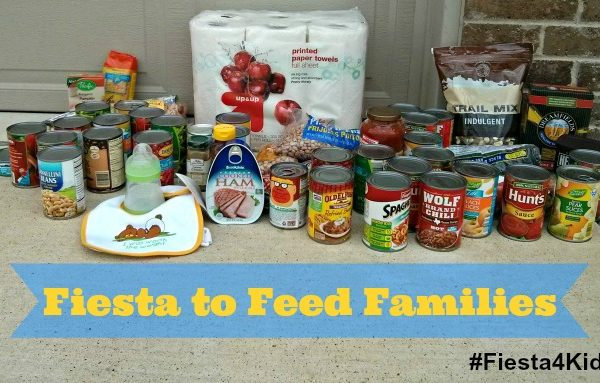 Fiesta to Feed Families In Your Community #Fiesta4Kids