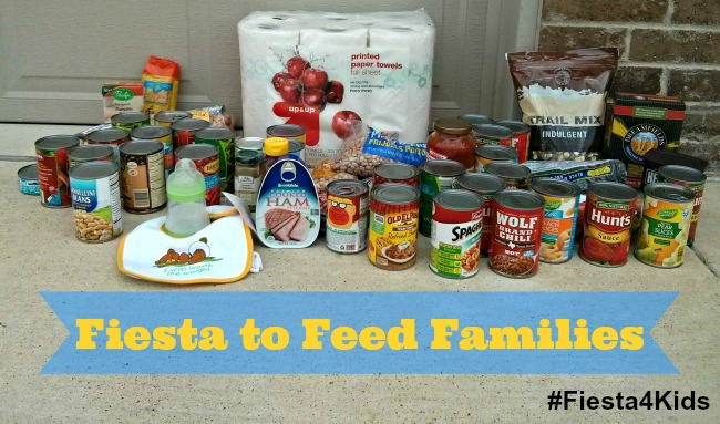 Champions for Kids Fiesta to Feed Families - Kids Donations #Fiesta4Kids