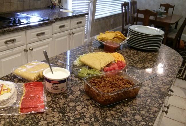 Jennie-O Turkey Taco Party Fiesta to Feed Families