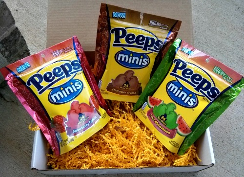 NEW Peeps Minis