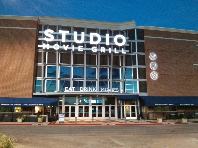 Studio Movie Grill Colleyville is NOW OPEN! #giveaway