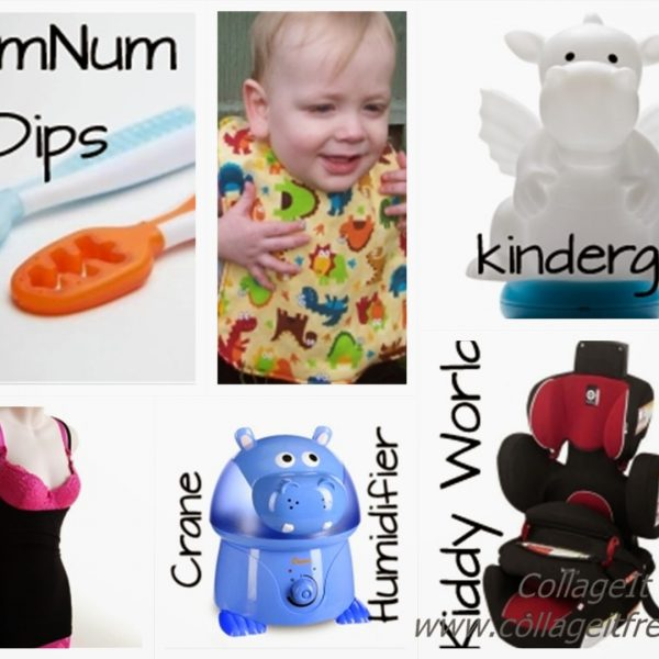 *Huge* Baby Shower Gift Guide #Giveaway