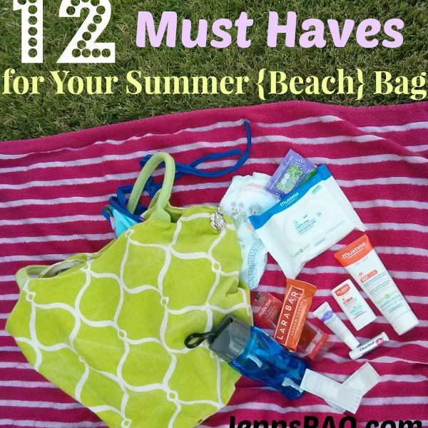12 Must Haves for Your Summer Bag