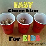 Easy Chore Idea for Kids